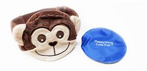 Children's Cold Pack Monkee by Happy2Hug…