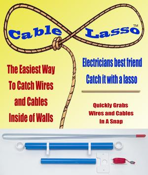Fish Tape Cable Lasso