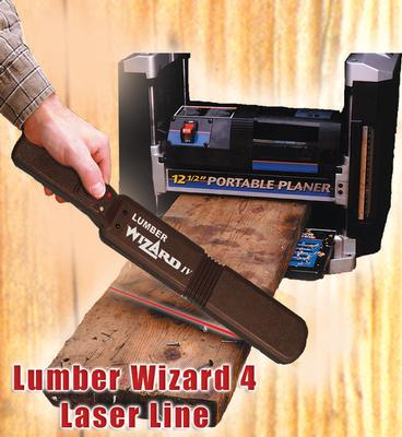 Laser Woodworking Metal Detector Lumber Wizard 5