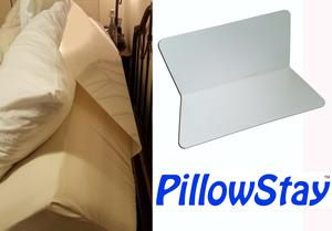 PillowStay - Pillow Stay Keeper Pillow For Adjustable Beds PillowStay™