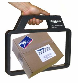 Mail and Package Scanner