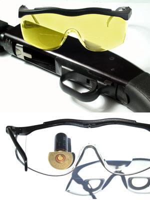 Shooting Bifocal Safety Glasses