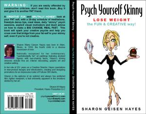 Psych Yourself Skinny by Sharon Geisen Hayes Diet Book