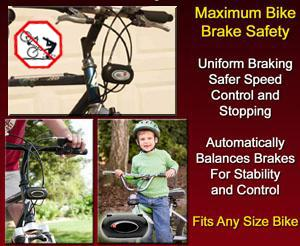 Automatic Bicycle Brake System BudBrake