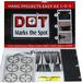DOT Marks the Spot Universal Marking System and Picture Hanging Kit