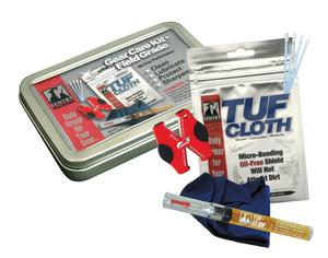 Gear Care Kit TUF-CLOTH Field Grade Tin