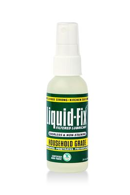 Household Grade Filtered Lubricant, Liquid-Fix