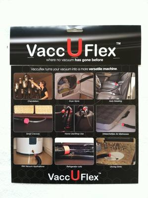 Micro Vacuum Hose Attachment by VaccUFlex