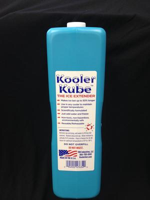 Kooler Kube Ice Pack Ice Extender