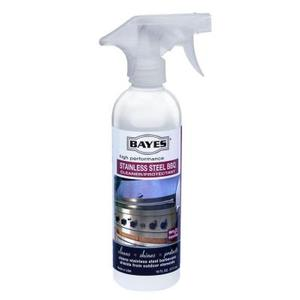 Bayes High Performance Stainless Steel BBQ Cleaner / Protectant
