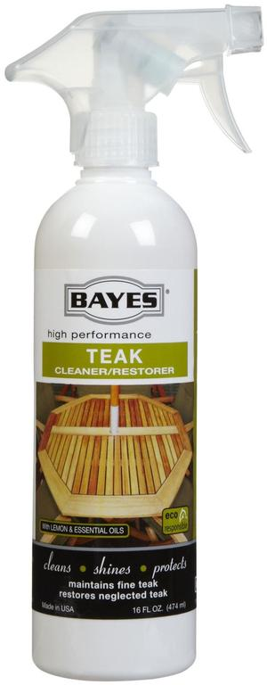 Bayes High Performance Teak Cleaner / Restorer