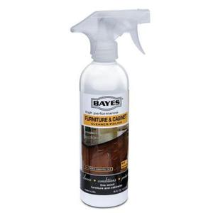 Bayes High Performance Furniture & Cabinet Cleaner / Polish