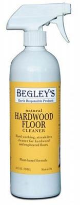 Begley's Natural Hardwood Floor Care - 24 oz.