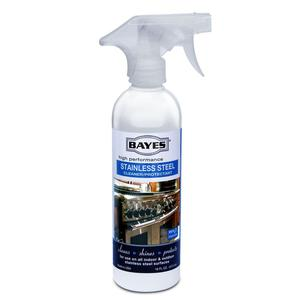Bayes High Performance Stainless Steel Cleaner / Protectant