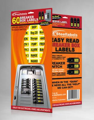 Breaker Box Labels
