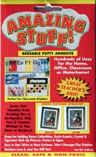 Classroom & Poster Putty - Amazing Stuff