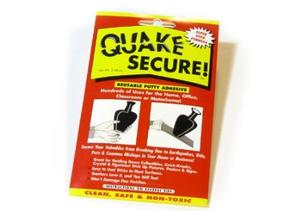 Earthquake Putty - Quake Secure