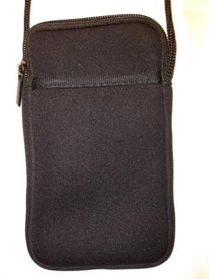 Pami Pocket Neoprene Cell Phone Purse with Cross Body Strap